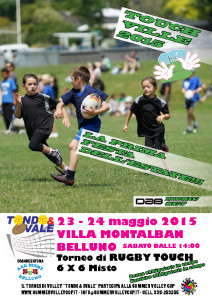 TONDO & OVALE RUGBY